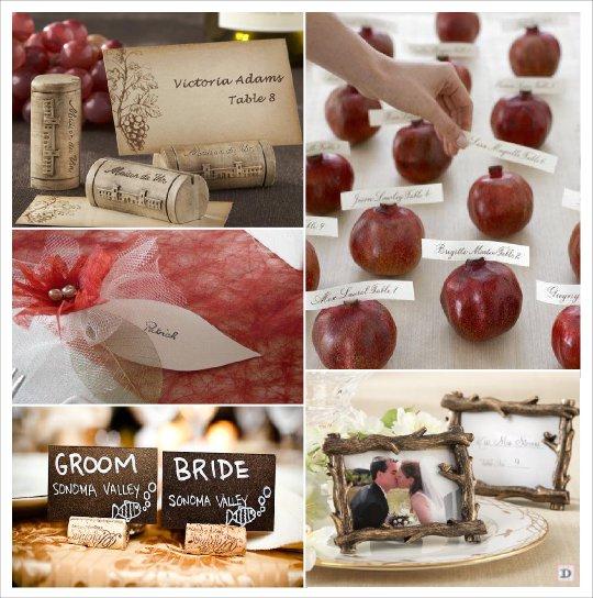 decorationsderiage_mariage_automne_marque_place_bouchon_cadre_bois_mafleur_aster_tissu